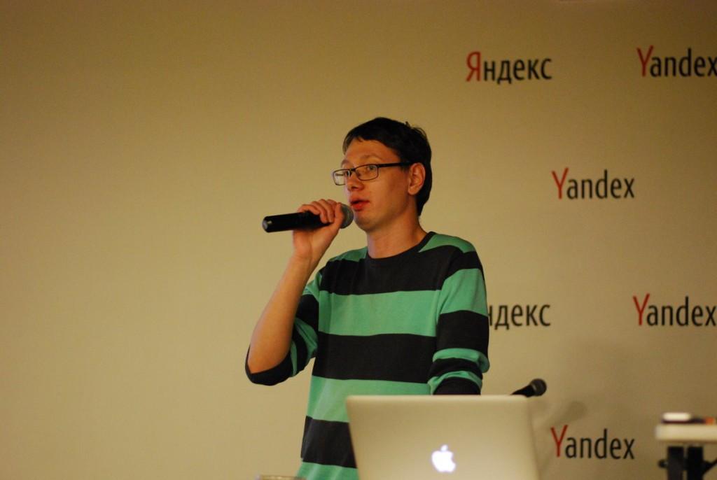 WIAD - UX SPb at Yandex. Юрий Солоницын (ИСТ) рассказывает об информационных и ментальных моделях.