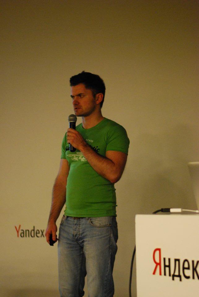 """WIAD - UX SPb at Yandex. Вячеслав Борисов (Кодекс) рассказывает о поддержании актуальности контента в информационных системах"""""""