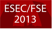 European Software Engineering Conference and the ACM SIGSOFT Symposium on the Foundations of Software Engineering
