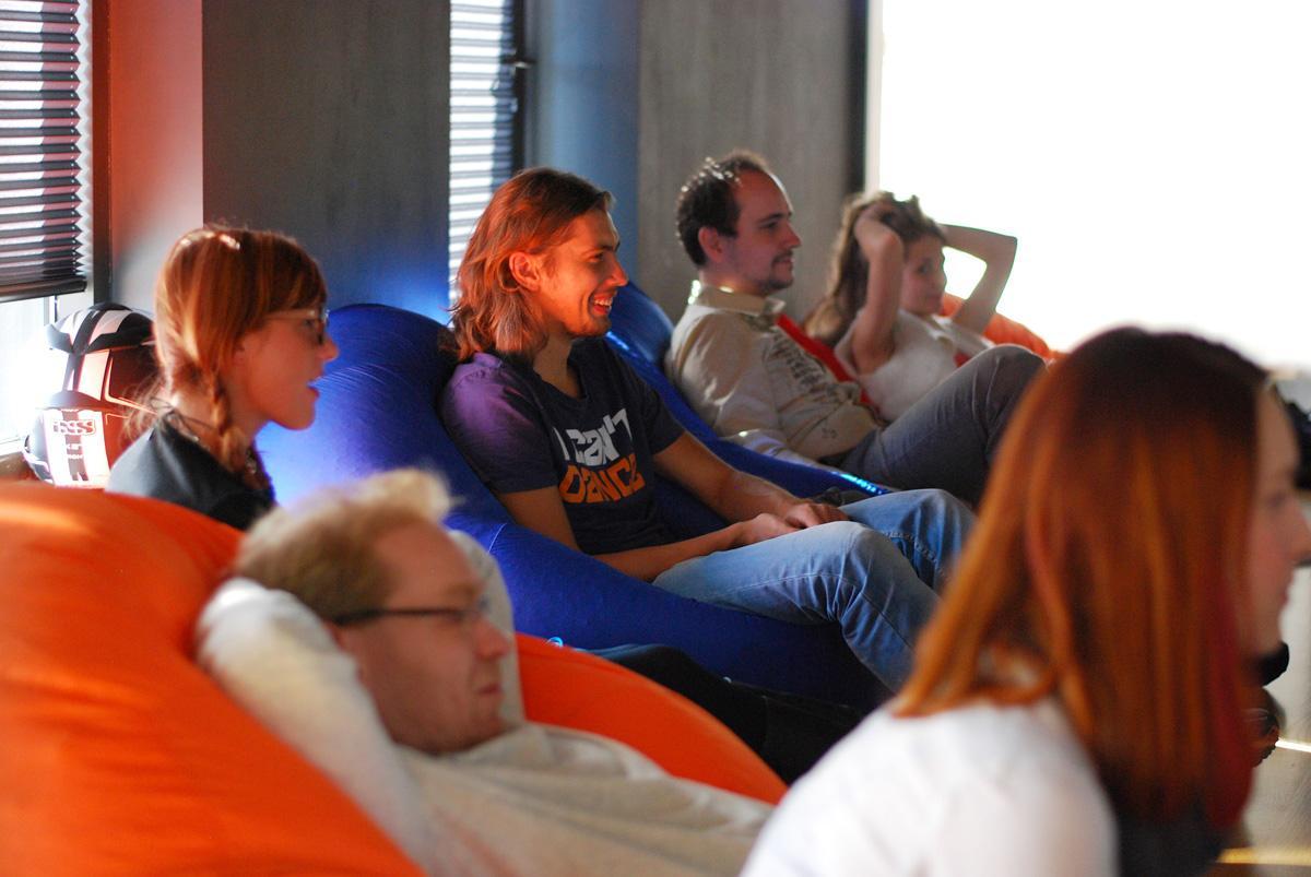 Первый UX SPb Camp прошёл в офисе JetBrains